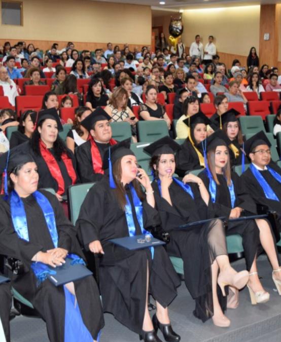 Graduación CUDI